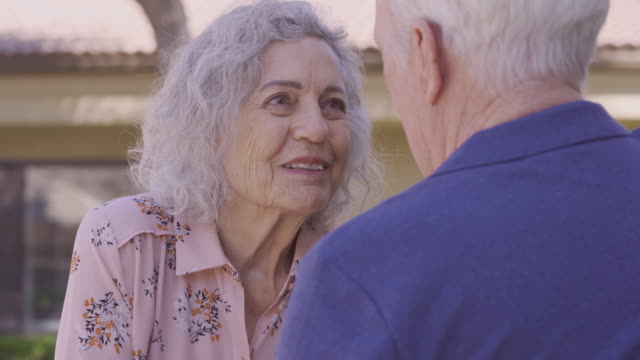 senior couple - grief stock videos & royalty-free footage