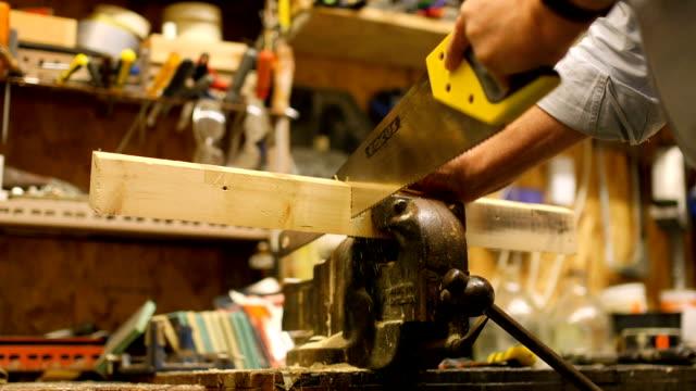 上級職人製材木材 - 権力点の映像素材/bロール
