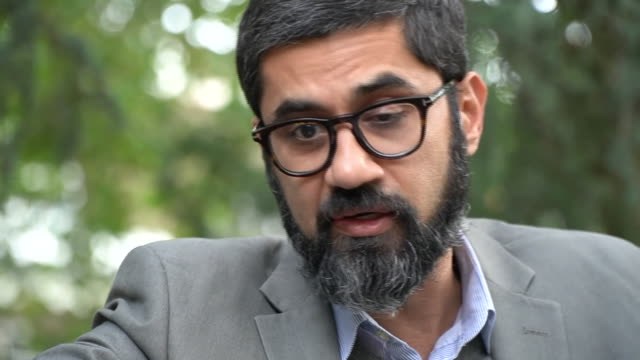 senior director of amnesty international rajat khosla saying the organisation is in full compliance with domestic and international legal... - obedience stock videos & royalty-free footage