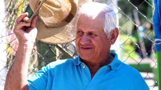 Senior farmer/countryside man
