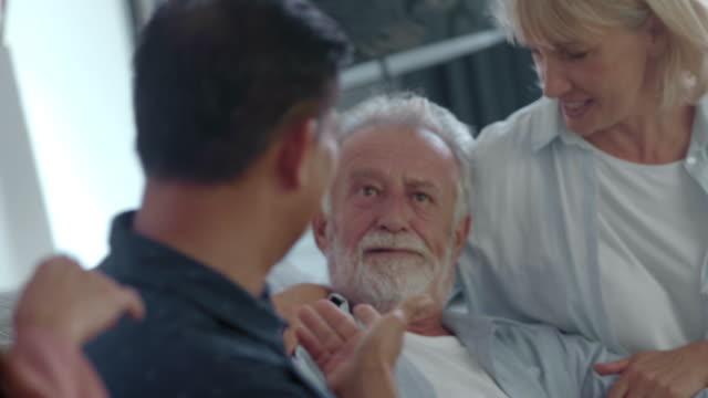 senior friends - community centre stock videos & royalty-free footage