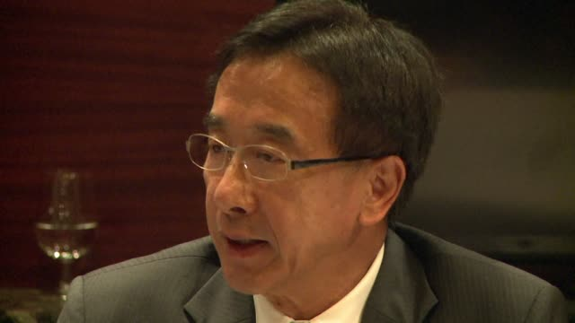 a senior hong kong lawmaker is expelled from a prestigious chinese government body in a sign that beijing will not tolerate dissent from loyalists... - occupy central stock videos & royalty-free footage