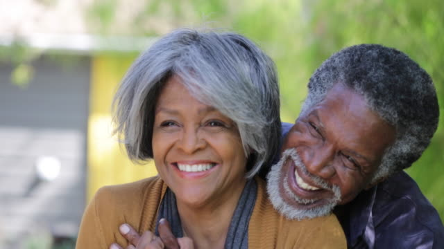 senior tenderness - african american ethnicity stock videos & royalty-free footage
