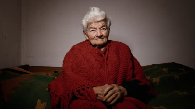 seniors at home, real people - 70 79 years stock videos and b-roll footage