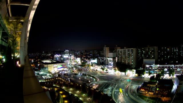seoul city - fönsterrad bildbanksvideor och videomaterial från bakom kulisserna