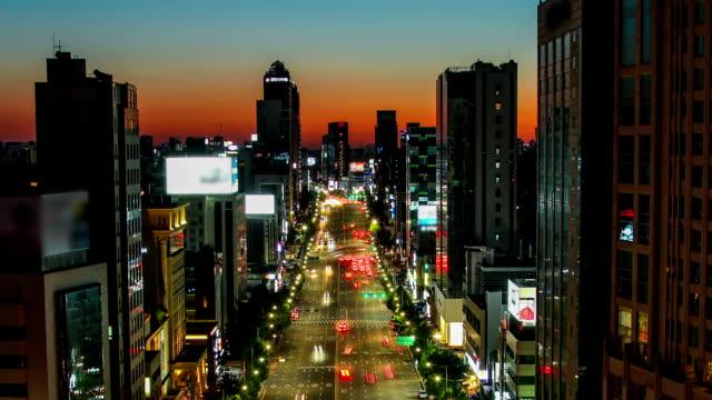 ソウル市 - korea点の映像素材/bロール