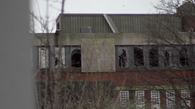 sequence of external shots of stalybridge greater manchester - england stock-videos und b-roll-filmmaterial
