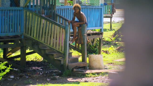 sequence showing daily life in the community of monkey point in the south caribbean autonomous region (racs), nicaragua. - nicaragua stock videos and b-roll footage