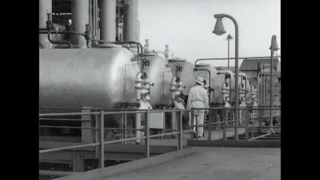 Sequence showing the exterior of a plastics and silicone factory in Barry South Wales
