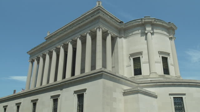 sequence showing the house of the temple in washington, d.c., usa. - temple building stock videos & royalty-free footage