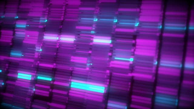 vidéos et rushes de dna sequencing abstract animation - frolow
