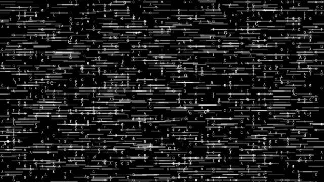 電気泳動 tacg バージョン - rna点の映像素材/bロール
