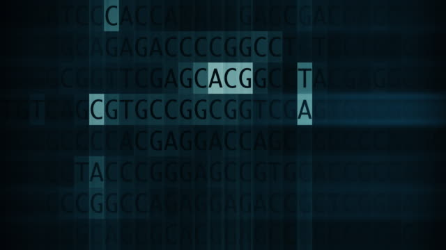 dna sequencing - rna stock videos & royalty-free footage