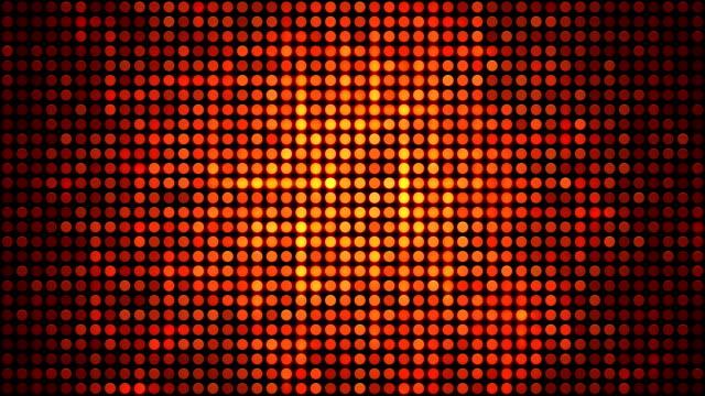 Pailletten glitzern Spotlight-Rot