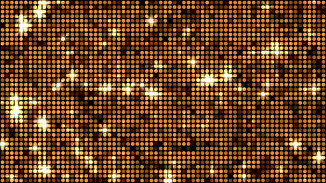 Sequins or reflectors background gold