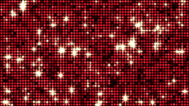 sequins or reflectors background red - sequin stock videos & royalty-free footage
