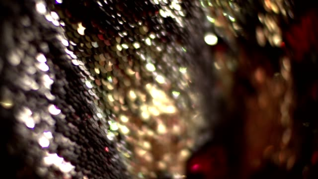 sequins - sequin stock videos & royalty-free footage