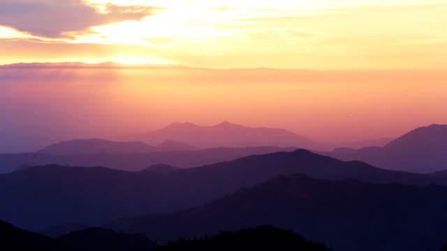 vídeos y material grabado en eventos de stock de sequoia national park - parque nacional de secoya
