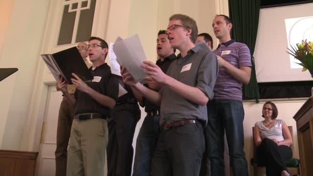 ser gay y mormon para su iglesia dos mundos irreconciliables voiced el desafio de ser un mormon gay on may 31 2012 in washington - desafio stock videos and b-roll footage