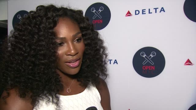 INTERVIEW – Serena Williams on Delta as a partner on her karaoke preferences shares her travel tips says she felt a lot of pressure at Wimbledon but...