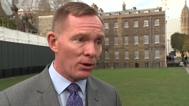 Boris Johnson calls Russia a 'malign and disruptive force' ENGLAND London EXT Chris Bryant MP interview SOT You need to have a consistent and robust...
