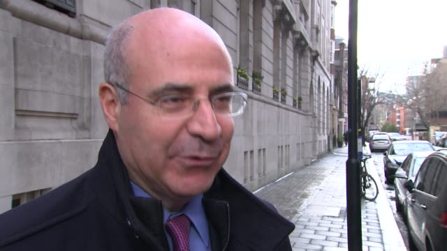 sergei skripal suspected poisoning: previous incidents involving russians in the uk; london: ext bill browder interview sot - früherer stock-videos und b-roll-filmmaterial