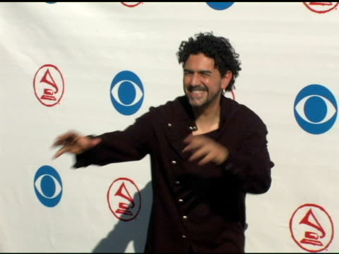 sergio arau at the 2004 latin grammy awards arrivals at the shrine auditorium in los angeles, california on september 1, 2004. - latin grammy awards stock videos & royalty-free footage