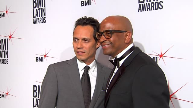 interview sergio george on tonight's honor says his creative process comes from his creator at bmi's 22nd annual latin music awards at fountainbleau... - heder bildbanksvideor och videomaterial från bakom kulisserna