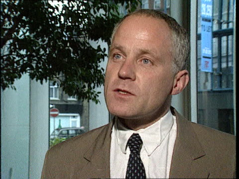 Police warn gay community INT ITN CMS Michael Cashman intvwd SOT The way the media has used AIDS to encourage persecution of gay men adds to reason...