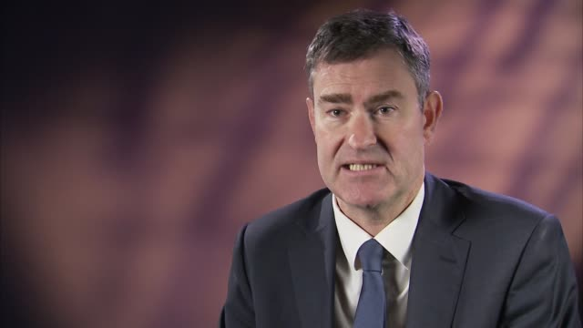 Government not to appeal release decision ENGLAND London INT David Gauke MP interview SOT