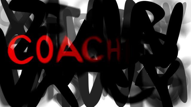 """coaching: serie """"montage ihre nachricht"""" (endlosschleife) - multi layered effect stock-videos und b-roll-filmmaterial"""