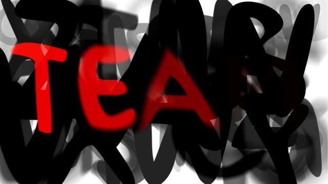 """team: serie """"assemblare il messaggio"""" (loop) - multi layered effect video stock e b–roll"""