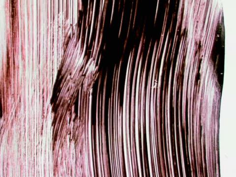 series of black brush strokes - brush stroke stock videos & royalty-free footage