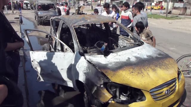 A series of bombings mainly targeting Shiite areas of Baghdad killed at least 21 people on Sunday officials said in the latest violence to hit Iraq...