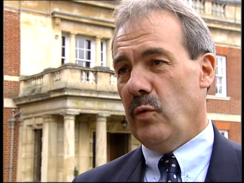 series of rape attacks in northampton detective chief inspector john jones interview sot clearly two of those incidents are linked/ in those cases... - northampton stock-videos und b-roll-filmmaterial