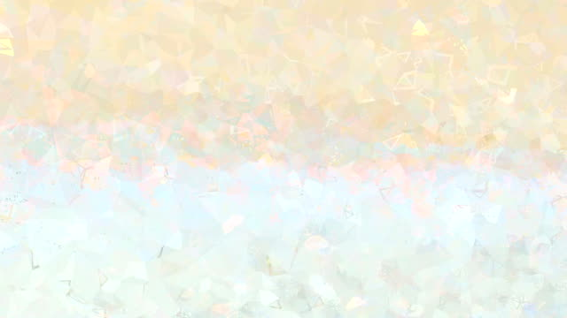 series transcendental fields : secret joy, bright  (LOOP)