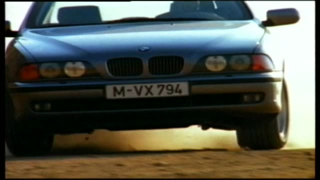 bmw 5 series - bmw stock videos & royalty-free footage