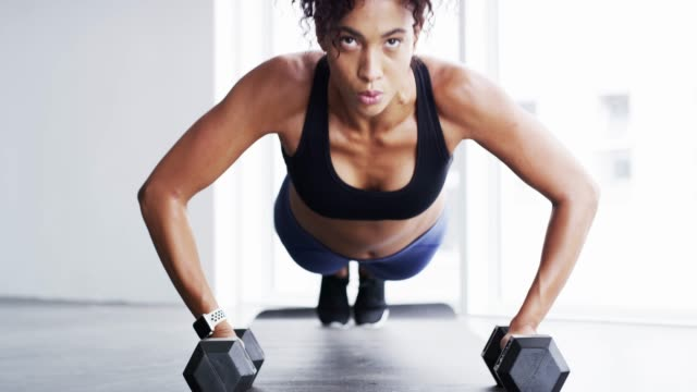 serious about staying in shape - weight training stock videos & royalty-free footage