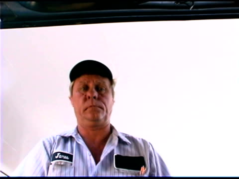 serious auto mechanic - only mature men stock videos & royalty-free footage