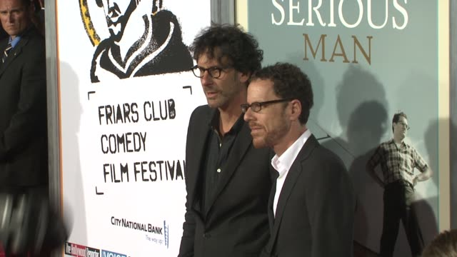 Serious Man New York Premiere New York NY 9/24/099