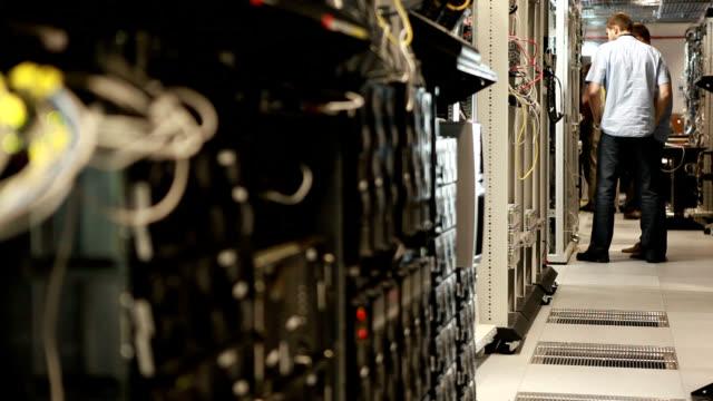 server room - network server stock videos & royalty-free footage