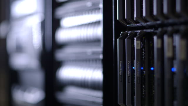 servers 1 - rack stock videos & royalty-free footage