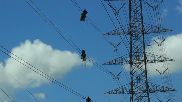 Service Power Line.