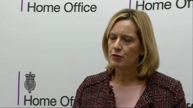 servicemen arrested in neonazi probe t12121605 / tx home office int amber rudd mp press conference sot national action is a vile group they promote... - homophobia stock videos and b-roll footage