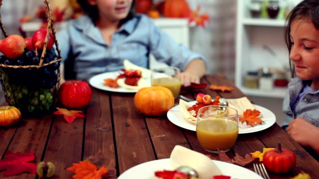 serving thanksgiving turkey - 6 11 months stock videos & royalty-free footage