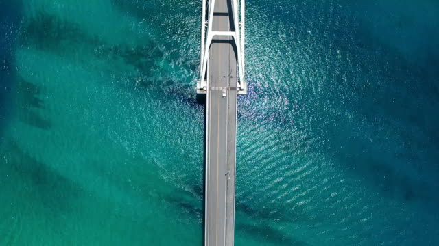 Sesoko Ohashi bridge in okinawa
