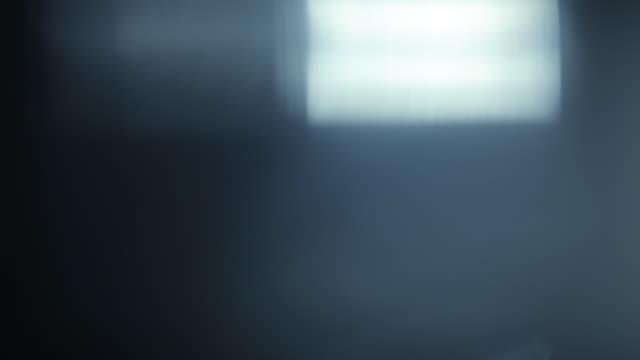 vídeos de stock e filmes b-roll de set of beautiful light leaks overlay film effect - lente