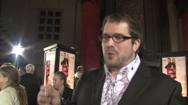 seth gordon on the transition from documentary to big budget comedy, on his most stressful holiday time, on doing the movie during the writer's... - 作家点の映像素材/bロール