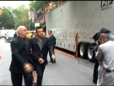 Seth MacFarlane at the Beacon Theater in New York at the Celebrity Sightings in New York at New York NY