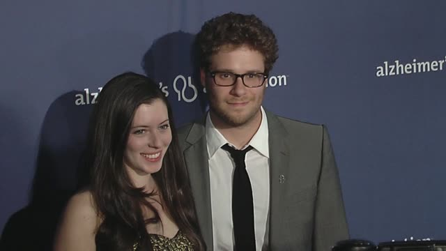 seth rogen at the 18th annual 'a night at sardi's' fundraiser and awards dinner at beverly hills ca - seth rogen stock videos and b-roll footage